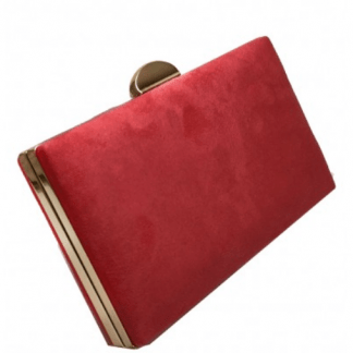 brillante en brillo una gran variedad de modelos fuerte embalaje cartera de fiesta roja archivos -