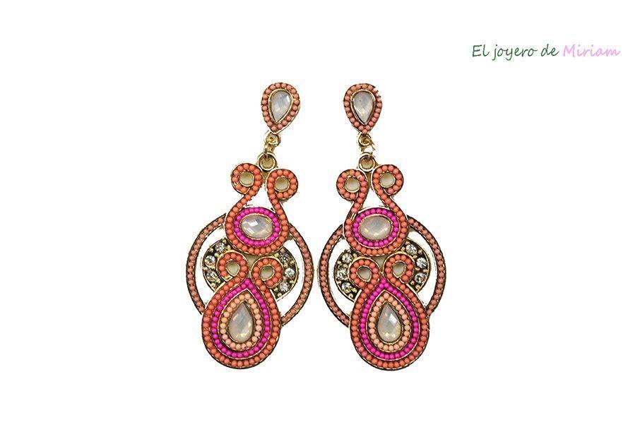 Página web oficial Tienda bonito diseño Pendientes hindúes