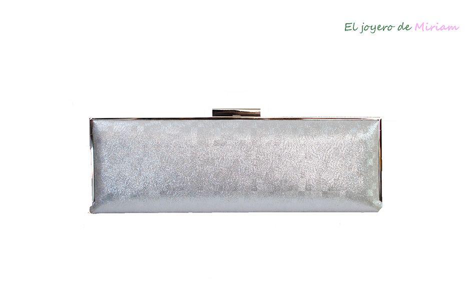 bajo costo Calidad superior alta calidad revisa 3ed18 3c64e bolso plateado fiesta - bm-sities.com