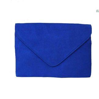 bajo precio c442f ccf18 bolso de fiesta azul klein archivos -